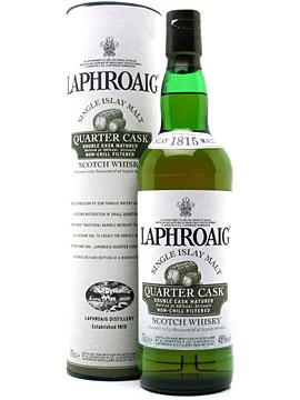 Laphroaig-QuarterCask*48%-700ML-100/95